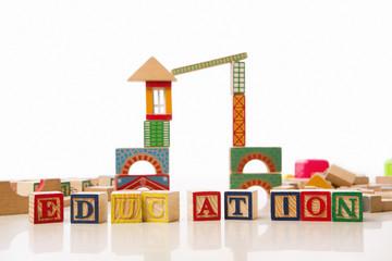 Education for pre school concept