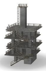 industrial element