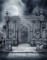 Fototapeta Gotyckie ruiny 7 obraz