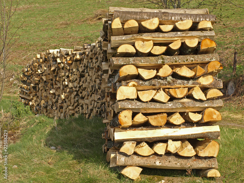 steres de bois photo libre de droits sur la banque d. Black Bedroom Furniture Sets. Home Design Ideas