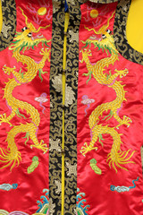 Element of chinese dress