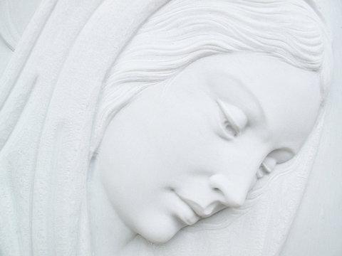 Vergine maria madre Concetto religioso di fede