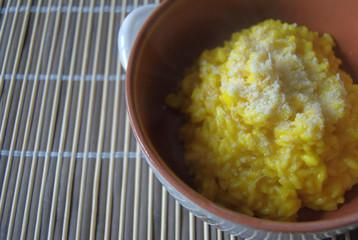 risotto giallo