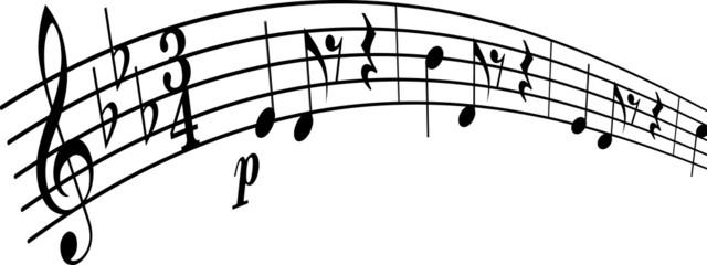 Noten Notenschlüssel