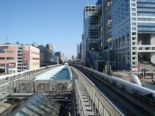 Tracks in Tokyo