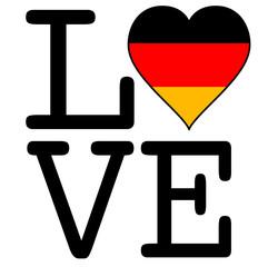 I Love Allemagne