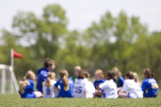 Soccer Coach - girls youth