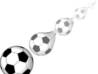Tiro del pallone