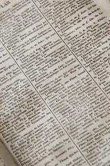 Dictionnaire - Verypics