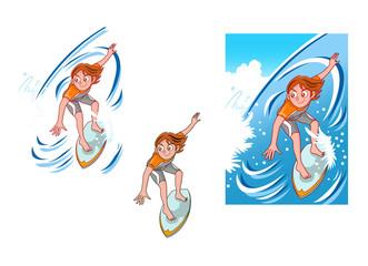 サーフィン02