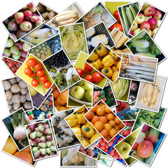 fruit vegetable collection