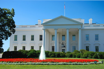 Fotomurales - The White House in Washington DC