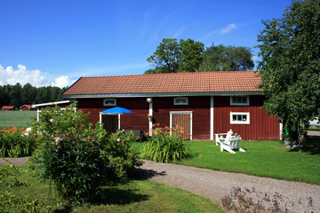 typisches Schwedenhaus 3819a