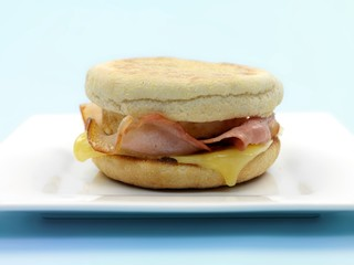 English Muffin Breakfast