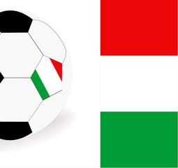 Pallone bandiera ITALIA