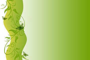 pflanzen,grüner hintergrund