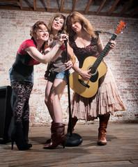 Female musicians