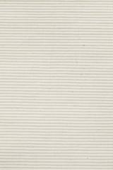 白い縞模様のランチョンマット