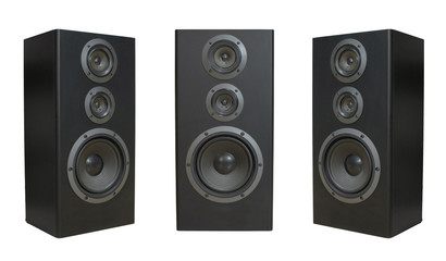 Set of speakers