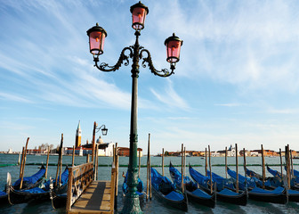 Venice -  tourist town in Italy