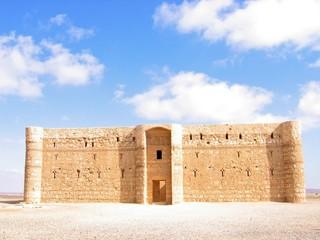 Jordanian Desert Castle