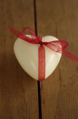 Białe serce