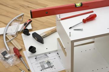 Möbel zusammenbauen-1