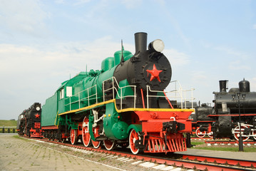 SU series steam engine