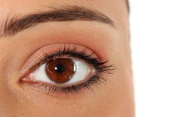 liebevolles Auge