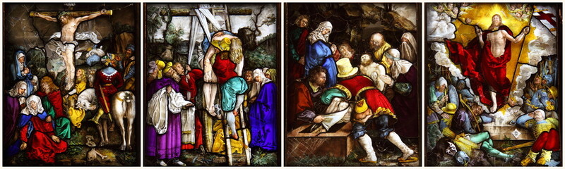 De dood van Jezus