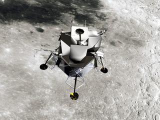 Mondlandefähre
