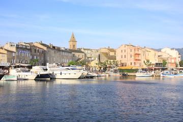 port de peche de saint florent (corse)