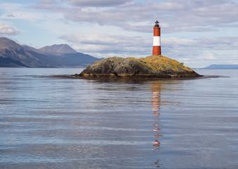Garden Poster Lighthouse Ushuaia Lighthouse