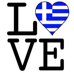 I Love Grece