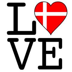 I Love Danemark