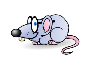 smart grey Mouse