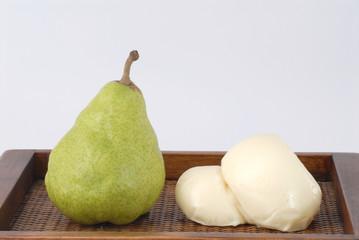 pera e formaggio