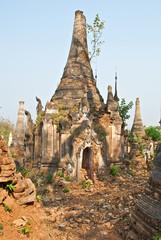 Stupa Shwe In Tain