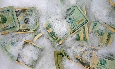 Washing money2