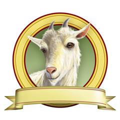 Goat label