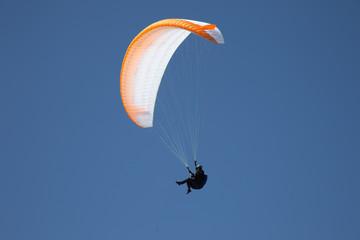 Parapente en vuelo