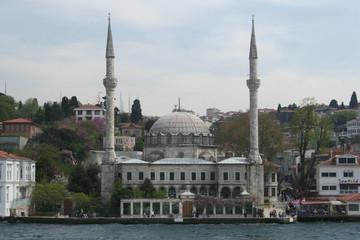 Mosquée détroit du Bosphore