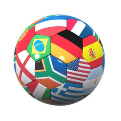 Football World Cup Ball