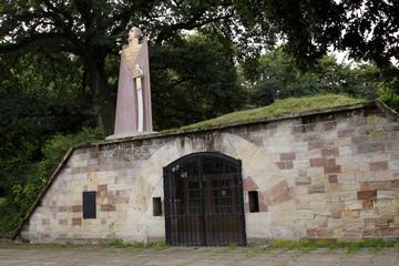 Denkmal für Marschall Ney in Saarlouis