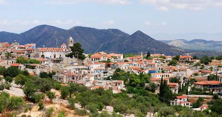 Photo sur Aluminium Chypre Lefkara village , Cyprus