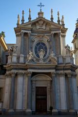 Chiesa di San Carlo, Torino (Piemonte), Italia