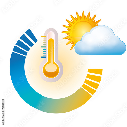 quotclimate symbol icon storm amp cloudquot stock image and