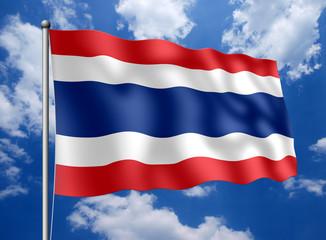 Thailand-Fahne