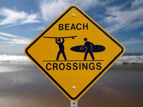 Beach Crossings Malibu