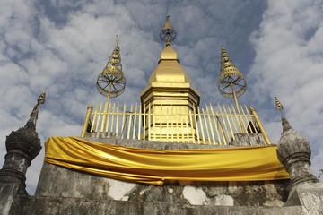 Phou Si- Hügel, Luang Prabang, Laos
